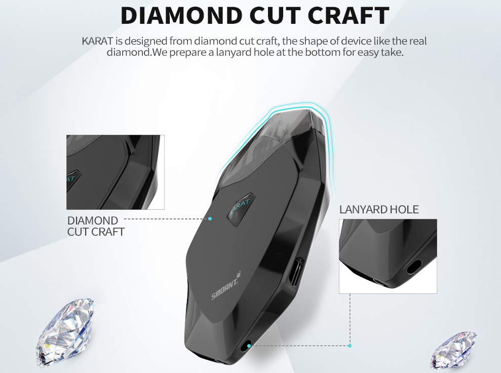 Smoant Karat Pod Kit Features 3