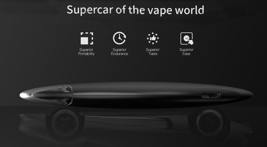 Smoant S8 Pod Kit
