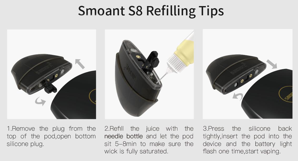Smoant S8 Kit