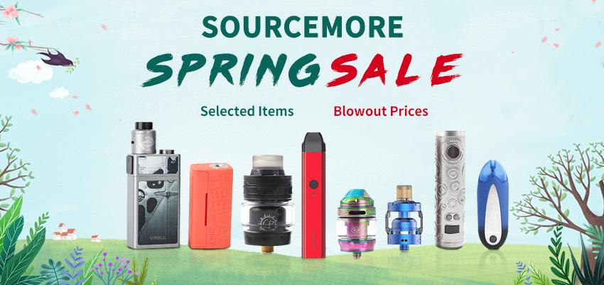 2019 Spring Sale Banner