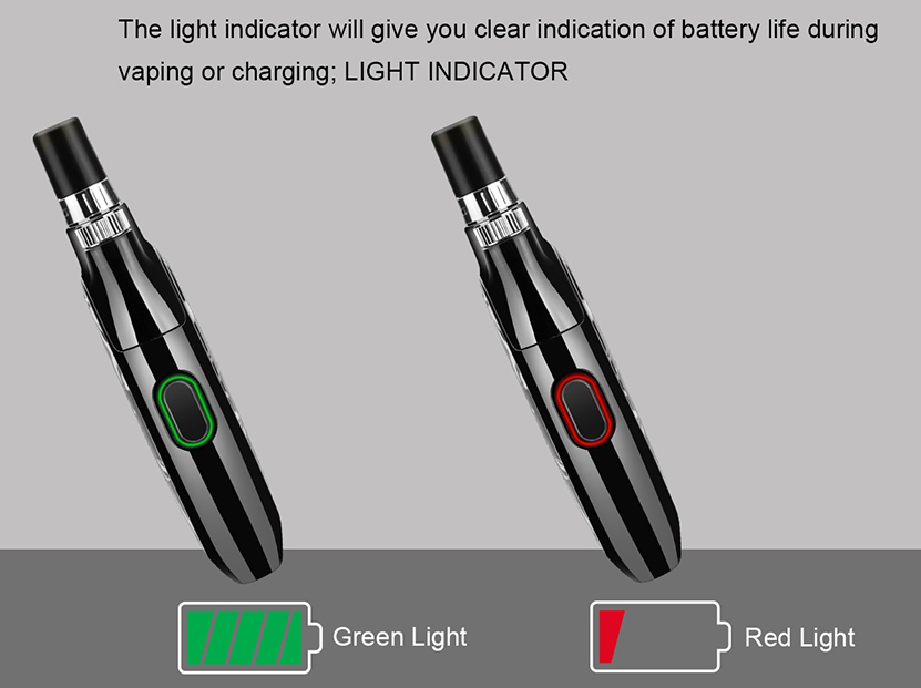 Romeo Pod System Kit Light Indicator