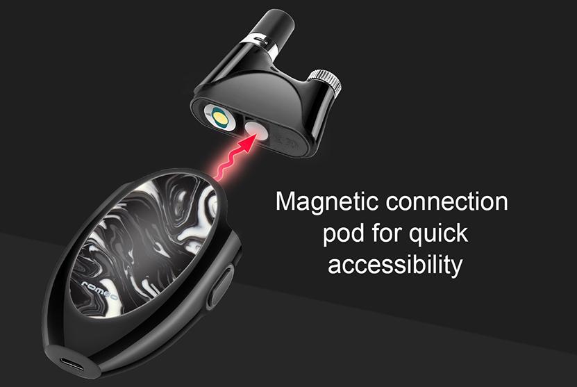 Starss Vape Romeo Kit Magnetic Connection