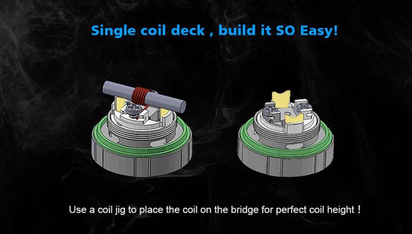 Mini Robot Combo Kit Single Coil Deck