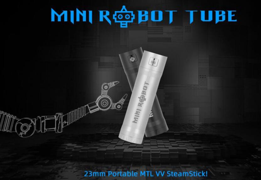 Mini Robot Vape Tube Features