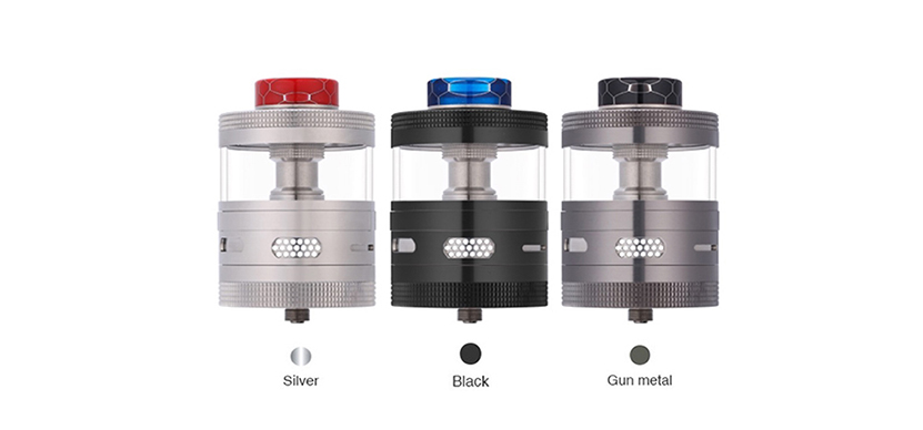 Steam Crave Titan RDTA description