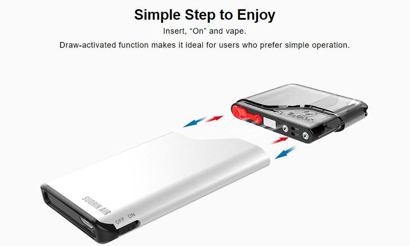 Suorin Air Kit PMTA Version Feature 6