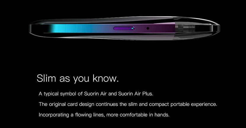 Suorin Air Pro Kit feature1