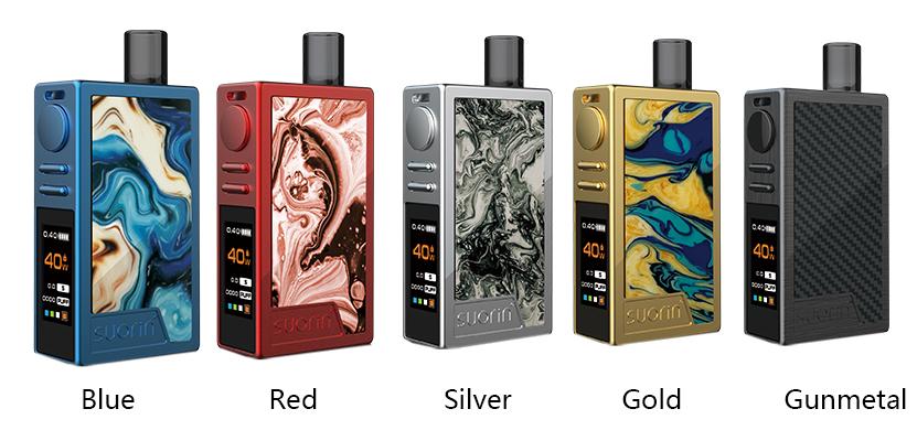 Suorin Elite Pod Mod Kit Full Colors