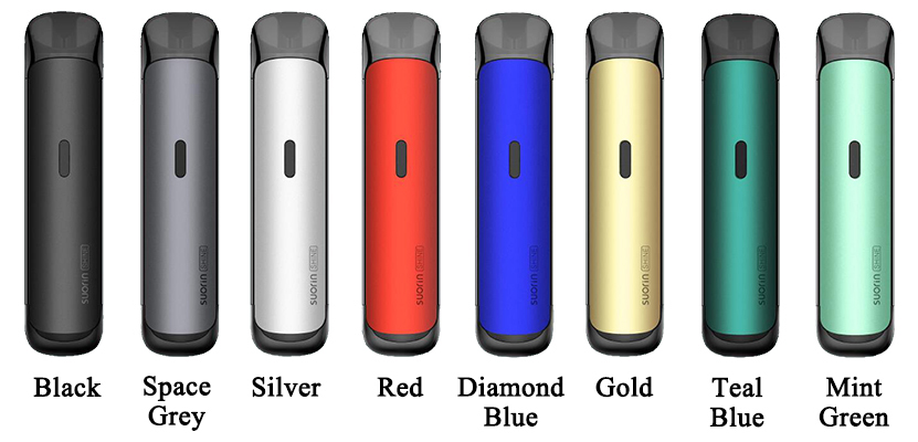 Suorin Shine Kit Full Colors