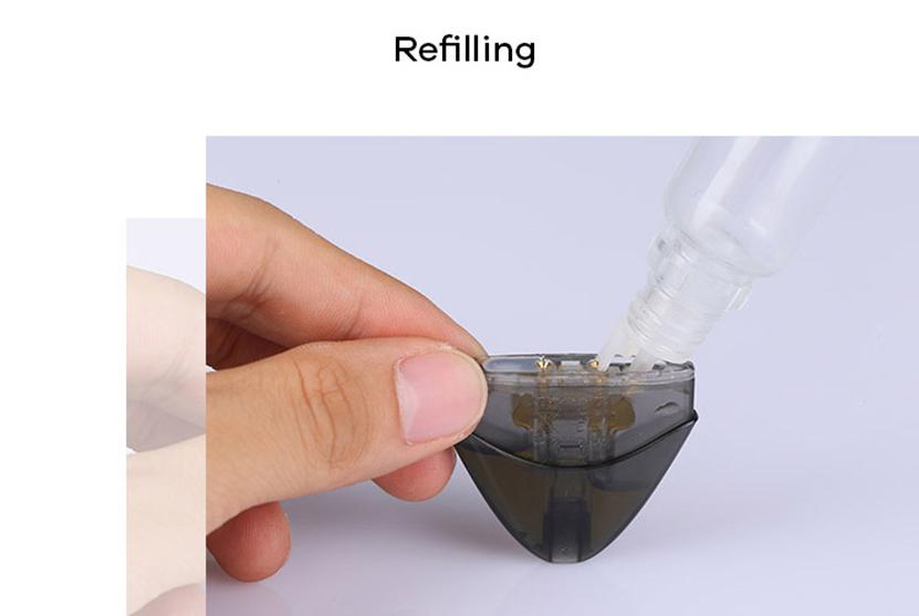 Suorin Drop Starter Kit refilling