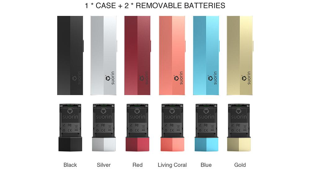 Suorin Edge Kit Colors
