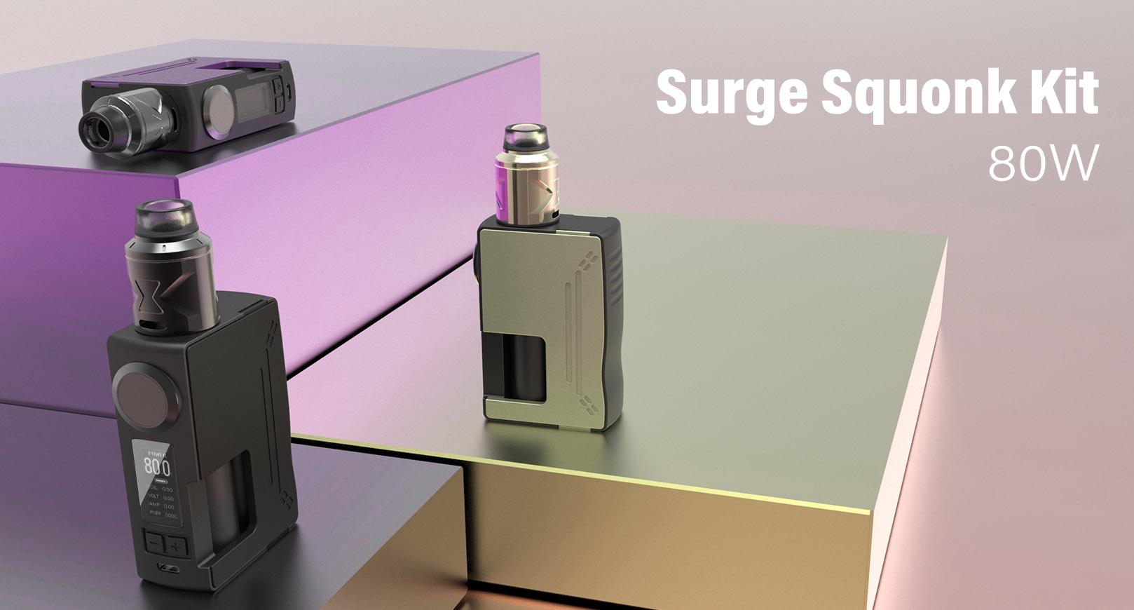 Hugsvape Surge Squonk Kit Feature 1