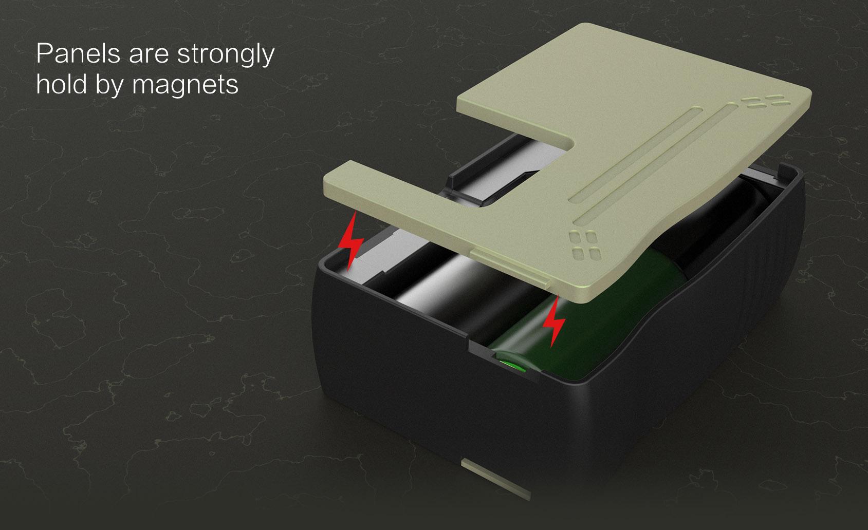 Hugsvape Surge Squonk Kit Feature 7