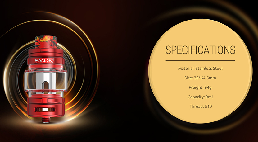 TFV16 Tank Specification