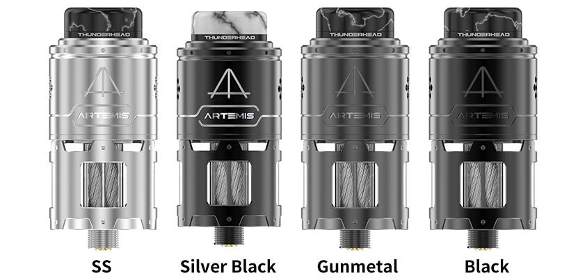 THC Artemis RDTA Full Colors