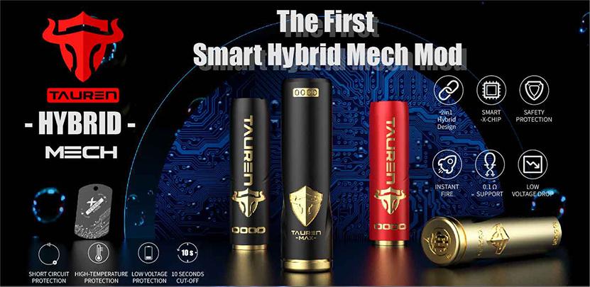 THC Tauren Hybrid Mech Mod Feature 3