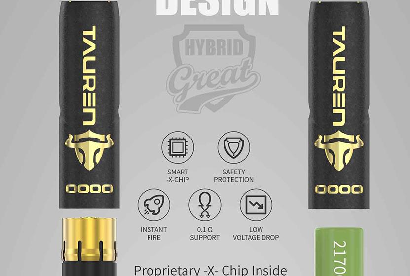 THC Tauren Hybrid Mech Mod Feature 8