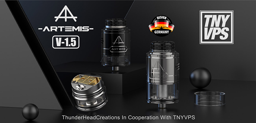 ThunderHead Creations Artemis RDTA V1.5 Feature 5