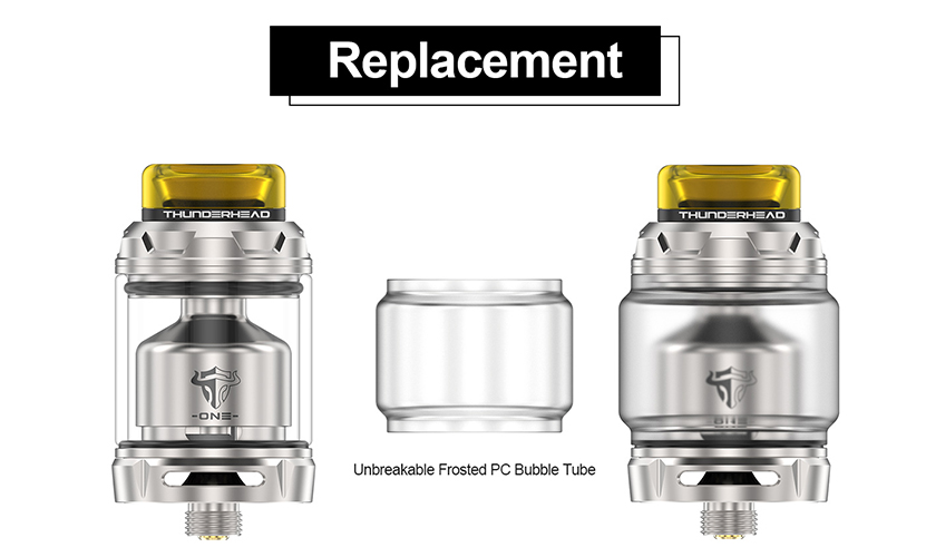 THC Tauren One Vape Tank Replacement