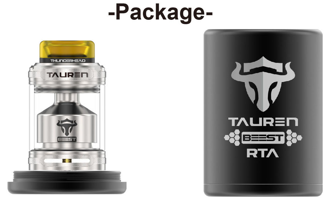 THC Tauren RTA Features 7