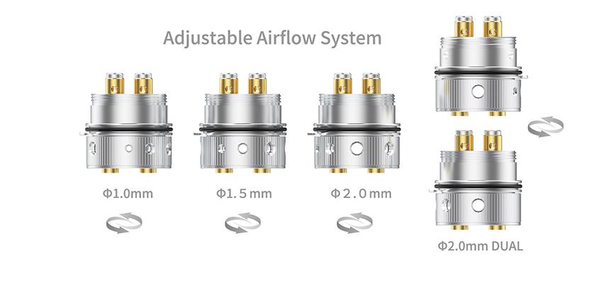 THC Tauren X Pod Cartridge Feature 4