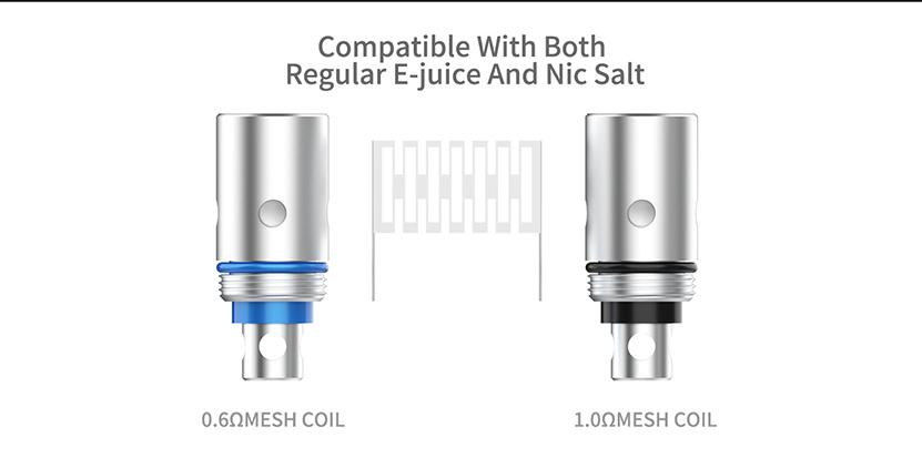 THC Tauren X Pod Mesh Coil Kit Coil