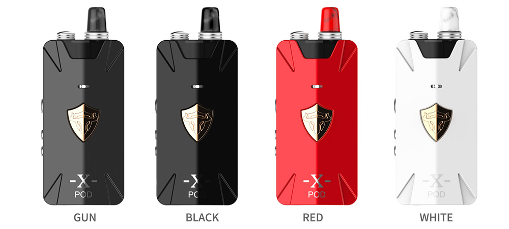 Tauren X Pod RBA Kit Package