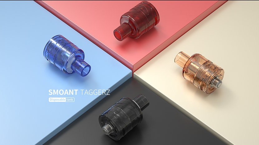 Taggerz Disposable Subohm Tank