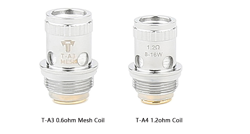 Tesla Arktos Replacement Coil Two Types