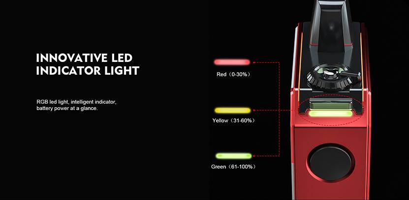 Tesla Invader GT Pod Kit Feature 6