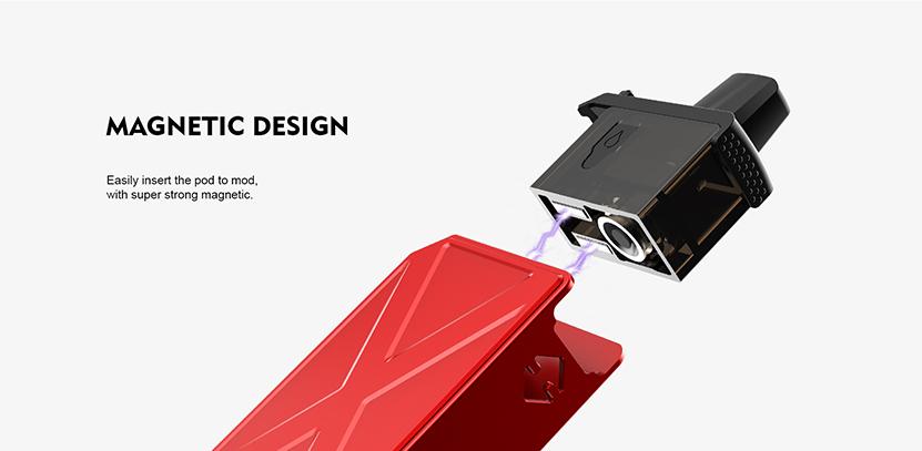Tesla Invader GT Pod Kit Feature 7