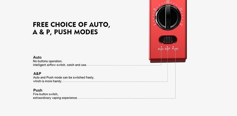 Tesla Invader GT Pod Kit Feature 8