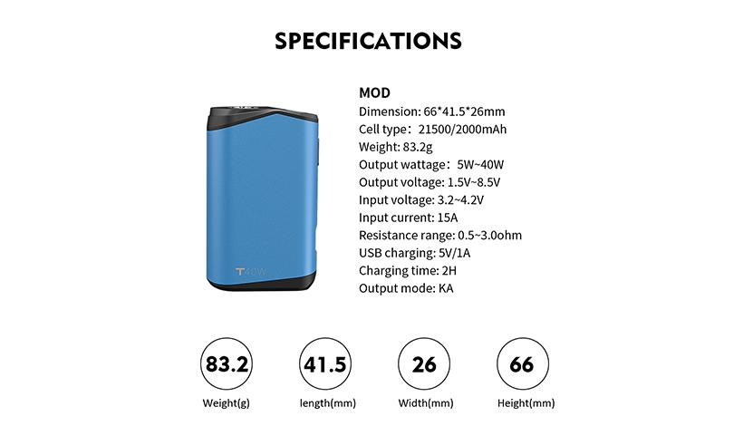 Tesla T40W Mod Features 8