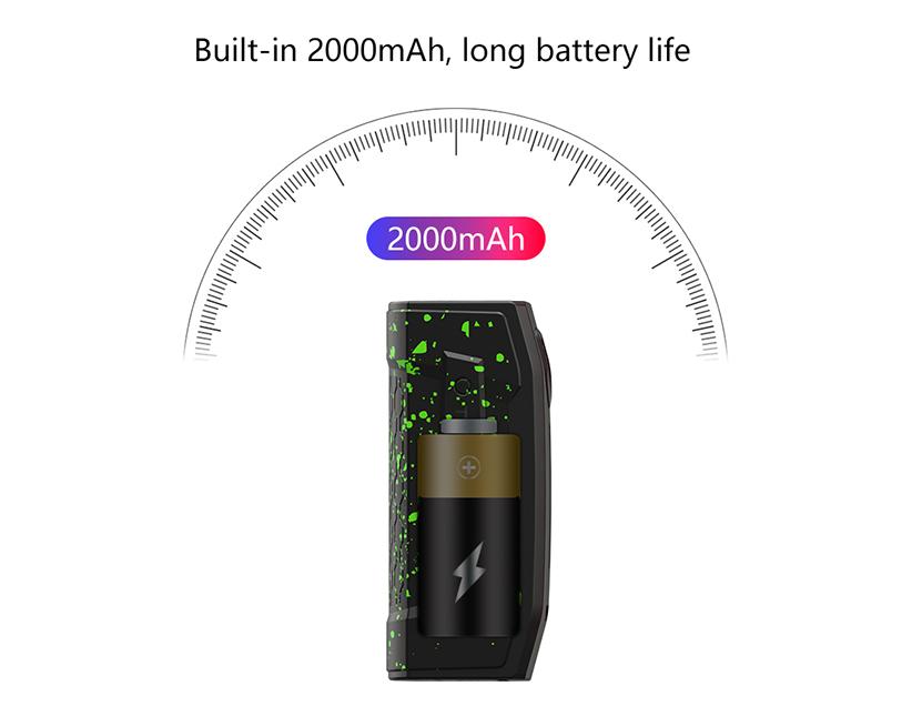 Tesla Falcons Vape Starter Kit Atomizer Battery