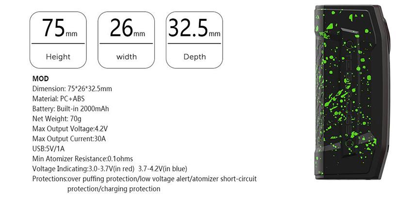 Falcons Kit Mod Specification