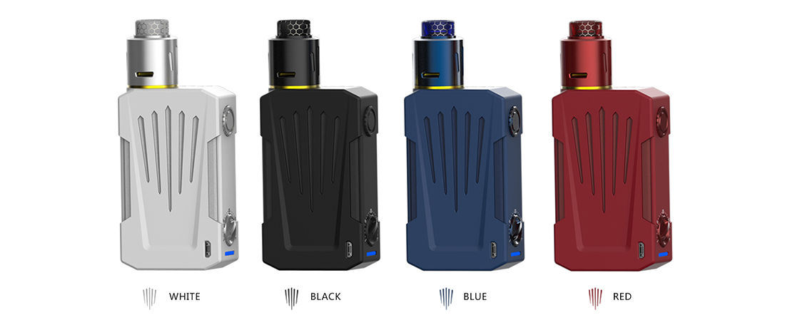 Tesla Invader 4X Kit Colors