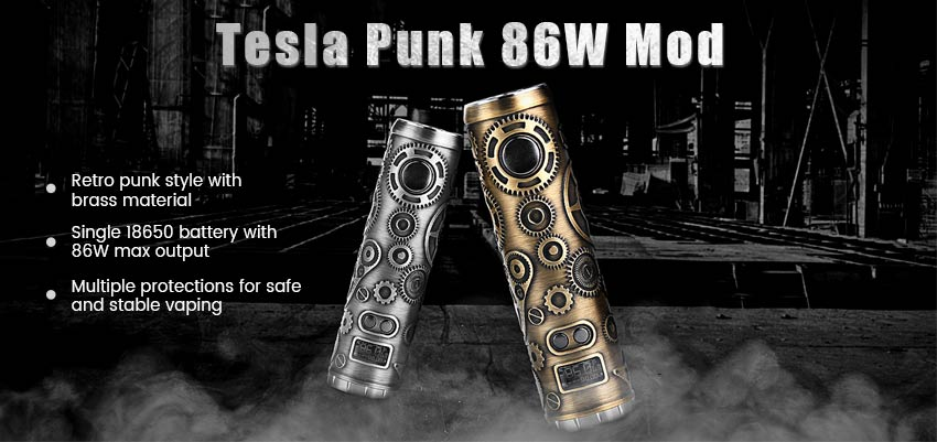 Tesla Punk 86W Mod
