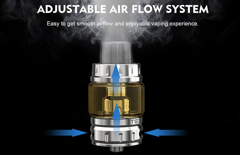 Tesla Shinyo Kit Adjustable Airflow System