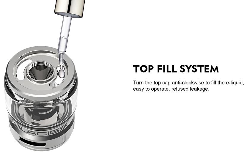 Teslacigs Shinyo Kit Top Fill