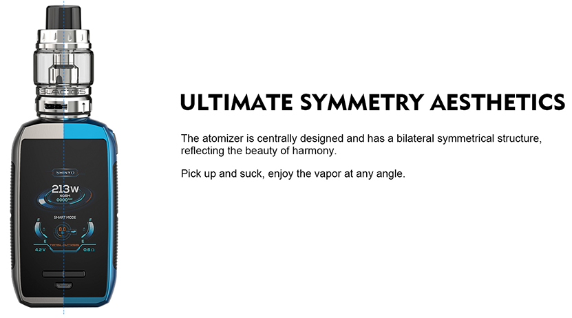 Shinyo TC Starter Kit Ultimate Symmetry Aesthetics