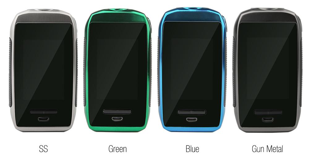 Tesla Shinyo Mod Colors