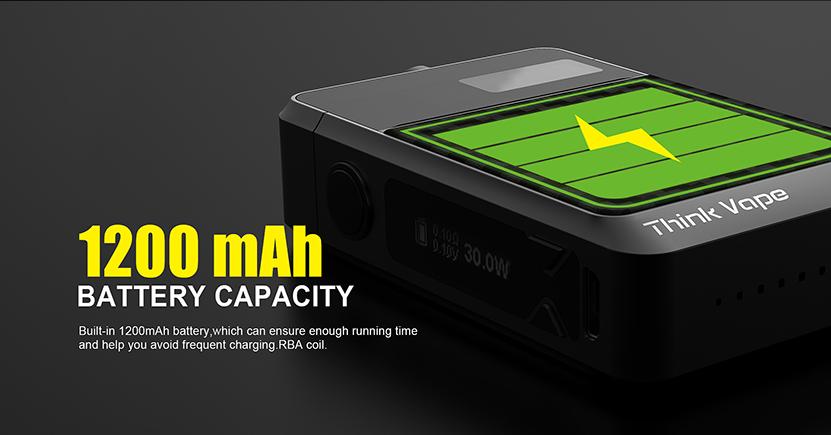 OMEGA Kit Battery
