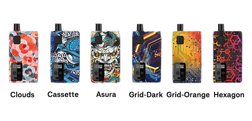 Think Vape Thor AIO Kit Full Colors