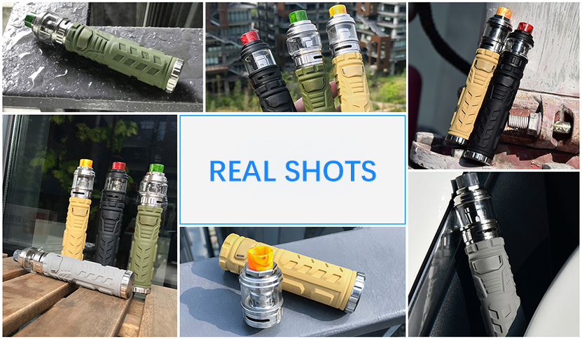 Trident Kit Real Shots