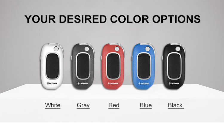 U-KEY Battery Color Option