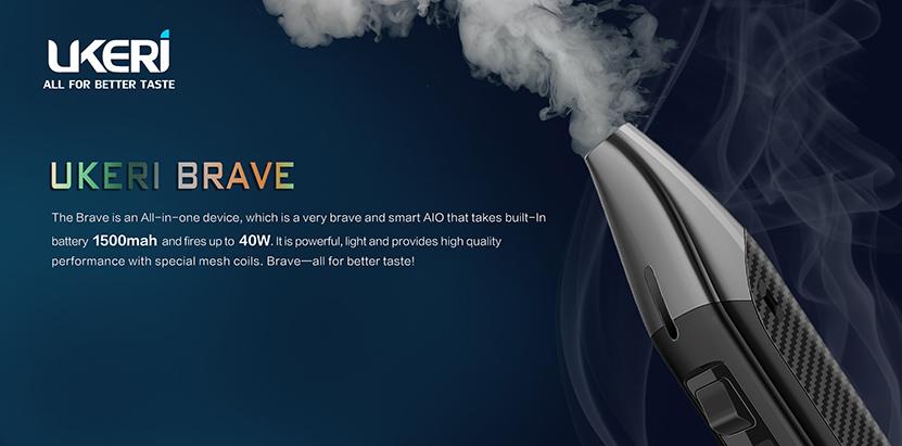 Ukeri Brave Starter Kit Description