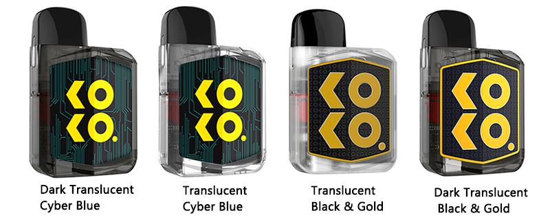 Uwell Caliburn KOKO Prime Vision Kit Color