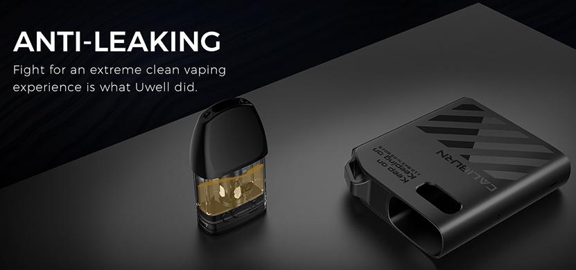 Uwell Caliburn AK2 Kit Feature 1