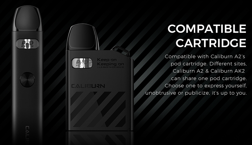 Uwell Caliburn AK2 Kit Feature 2