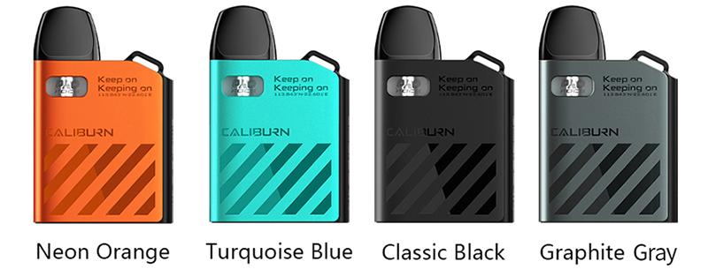 Uwell Caliburn AK2 Kit Colors